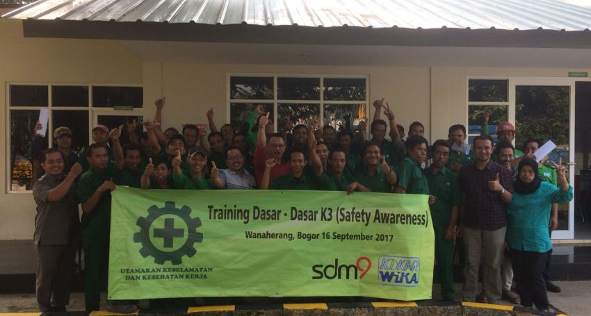 Gallery & Events Training K3 (Safety Awareness) 2 2