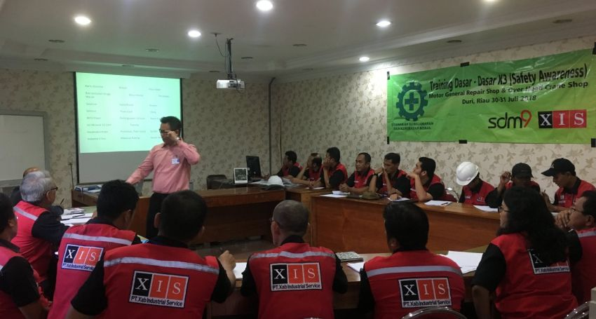 Gallery & Events Training K3 (Safety Awareness) 6 img_0562